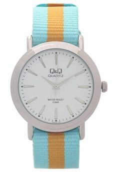 Nato Strap Analog Watch Q752J301Y