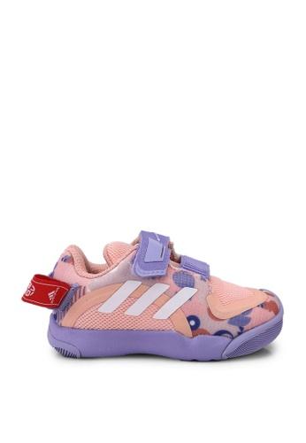 ADIDAS 粉紅色 activeplay cny shoes DC84EKS02A82C2GS_1