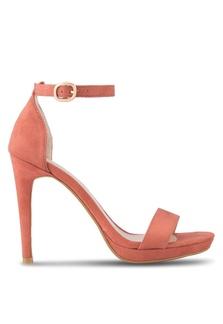 Ankle Strap Sandal Heels