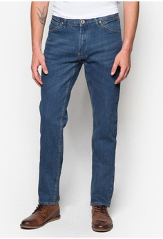 Slim-Fit Medium Wash Jan Jeans