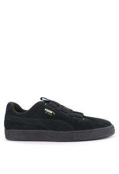 962320ffa5e7 Puma black Suede Maze Women s Shoes 51FD8SH6F13AC9GS 1