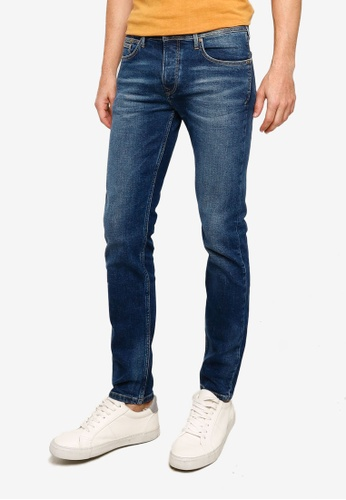 Pepe Jeans blue Chepstow Jeans 37608AA5DB0A6AGS_1
