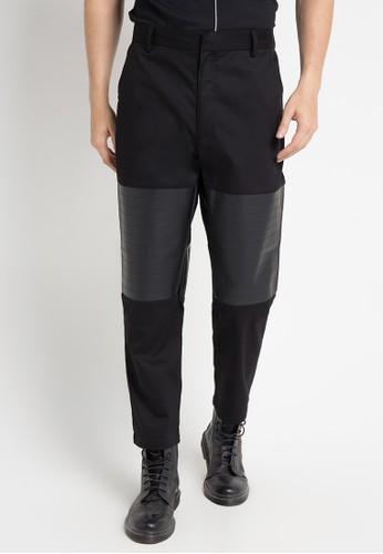 (X) S.M.L black Torht Pants XS330AA0WE9WID_1