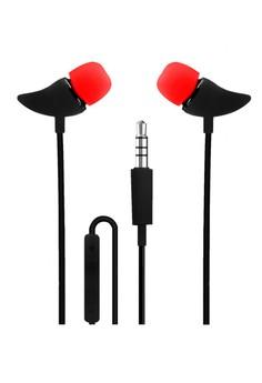 SB Ibex Horn Classic Powerful Bass In-Ear-Headphone Earphone with Mic