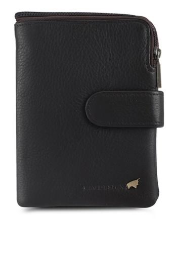 RAV Design brown Leather Wallet 08477AC82D92DDGS_1