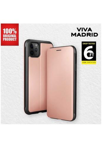 Viva Madrid pink Casing iPhone 11 Pro Max Vanguard Foliorx Viva Madrid - Pink CCC7DES2CCD239GS_1