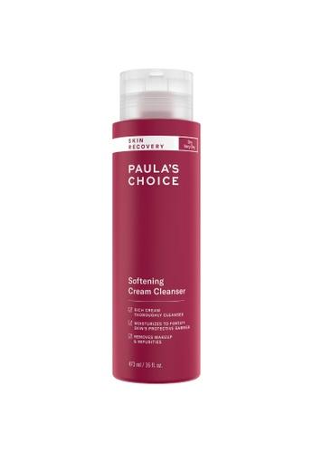 Paula's Choice Skin Recovery Softening Cream Cleanser 473 ml F7CD2BE078091FGS_1