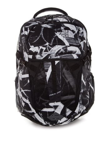 The North Face black Recon Backpack TH803AC0J2V3PH_1