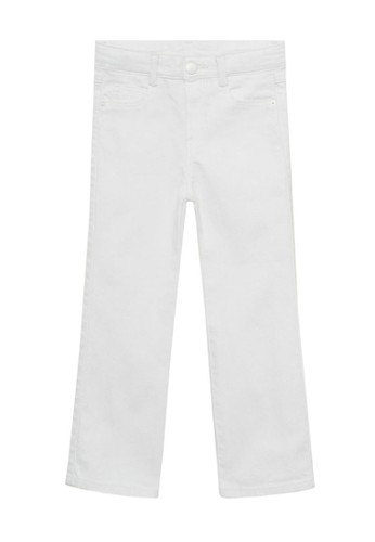 MANGO BABY white Flared Jeans 15965KABAC0FACGS_1