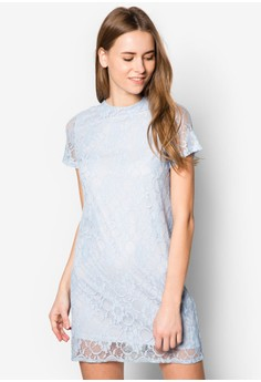 Collection Lace Shift Dress