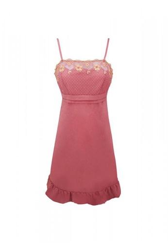 Neubodi pink Clara Luscious Slip NE503US48RYPMY_1