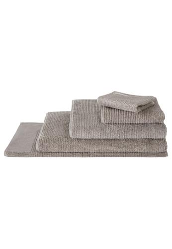 Sheridan grey Living Textures Ash Bath Towel (1 piece) 78434HLE923000GS_1