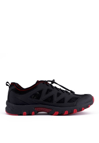 World Balance black Aqua Trail Mens Outdoor Shoes A650BSH3885C34GS_1