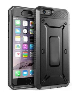 Heavy Duty Cover for Apple iPhone 6 Plus 5.5 PRO Builtin Screen Protector
