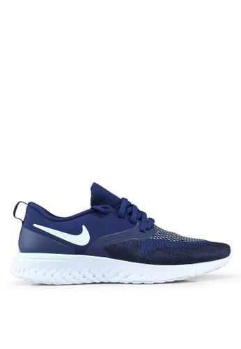 new style d8253 c4ea5 Nike blue Nike Odyssey React Flyknit 2 Shoes CDC0ESH01050B7GS 1