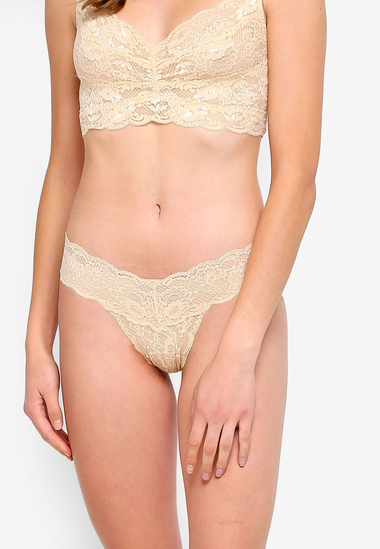 Never Bow Blush Cosabella Thong Say Never Cutie v7xnxHU