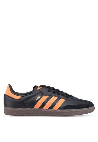 adidas black adidas originals samba og 28C6FSH91EB6E9GS_1