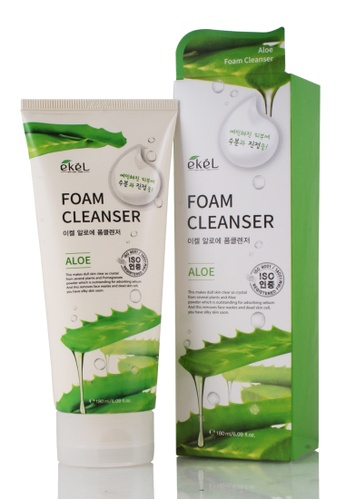 Ekel Aloe Foam Cleanser 11065BE5BD428DGS_1