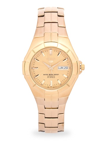 Seiko gold Analog Watch SNZE32K1 SE746AC36KELPH_1