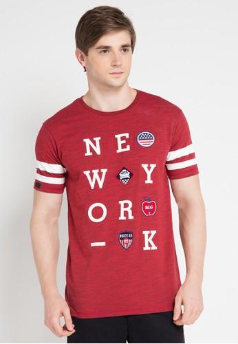 X8 red Abram T-Shirts X8323AA0VWHUID_1