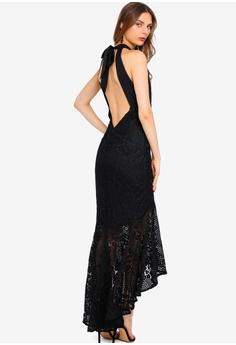 7487f9c0f9c JARLO LONDON black Pascal Dress E1E50AA2254886GS 1