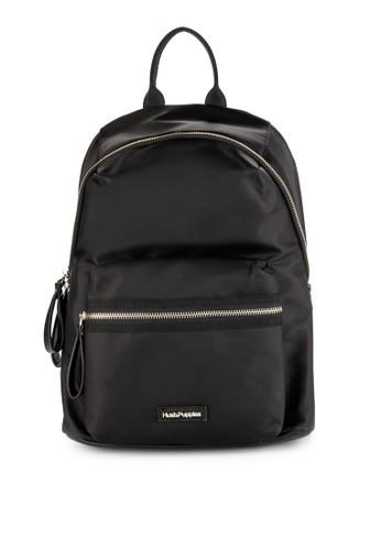 Hush Puppies black Jarrel Backpack BA9BEAC9A29A80GS_1