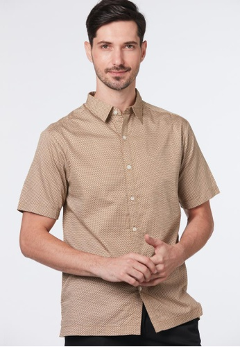 East India Company Parry- Button Down Shirt A2747AA75FCB80GS_1