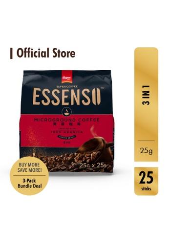 SUPER COFFEE ESSENSO MicroGround Coffee - 3in1 (Bundle of 3) D4E30ES6E509AFGS_1