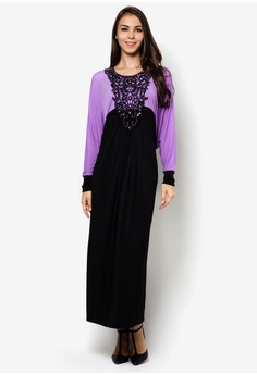 Embroidered Jubah