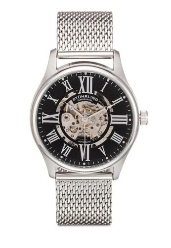 Atrium Elite 鏤空網眼錶帶圓錶, 錶類, zalora 衣服尺寸飾品配件