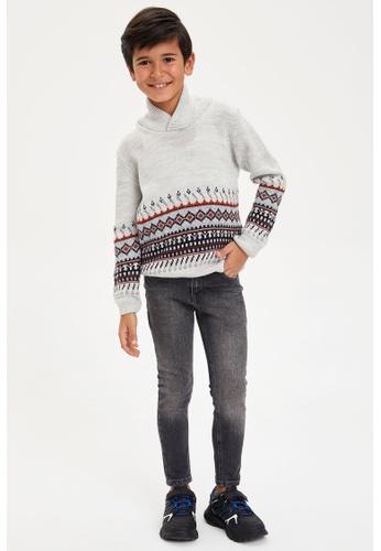 DeFacto grey Boy Trousers E3424KA7788642GS_1