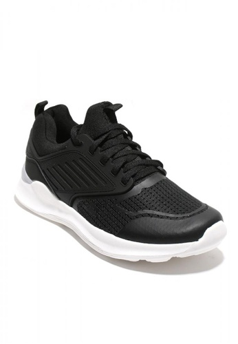 World Balance black Fair Ground Young Kid's Shoes 9FBFCKS9741B62GS_1
