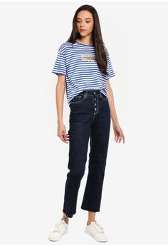 ad468b4d 32% OFF Superdry Minimal Logo Stripe Portland Tee S$ 59.00 NOW S$ 39.90  Sizes 8 10 12 14 16