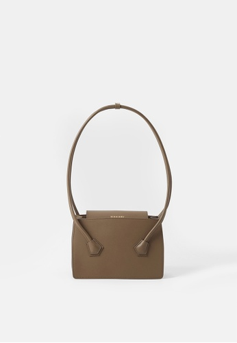BERACAMY grey BERACAMY GÉO Small Tote - Dark Almond 42BFFACCF9DAD5GS_1
