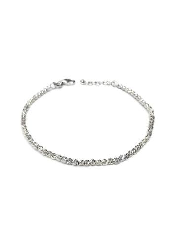 MaBelle silver 14K/585 White Color Gold Gold Bracelet 83C32AC9E03F9DGS_1