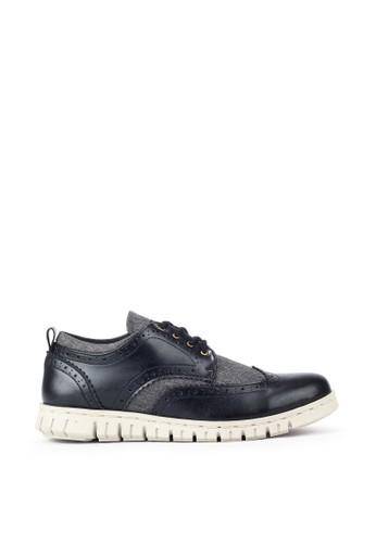 Navara black Bolder Black Dress Shoes E5BE7SHF8A9B1EGS_1