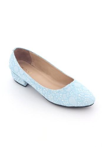 MINKA blue ASH Pastel Blue Low Heels MI006SH29XZIID_1
