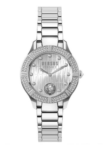 Versus silver Canton Road VES26040017 All Stainless Steel Ladies Watch VE464AC0RJ3GMY_1
