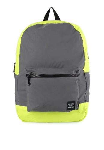 Herschel grey Packable Daypack HE449AC0UPZ9ID_1