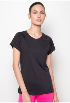 Outperformer Active V Neck Shirt with Dryperform Technology
