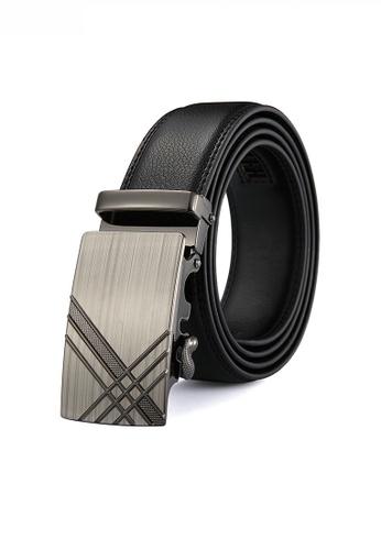 Twenty Eight Shoes Stylish Embossed Automatic Buckle Leather Belt JW CY-005 43746ACD38300DGS_1
