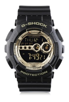 Image of Casio G-Shock Watch Gd-100Gb-1Dr
