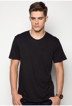Men's SS Pocket Crew
