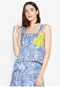 d6dd8204ef5fe Sleeveless Tops for Women Available at ZALORA Philippines