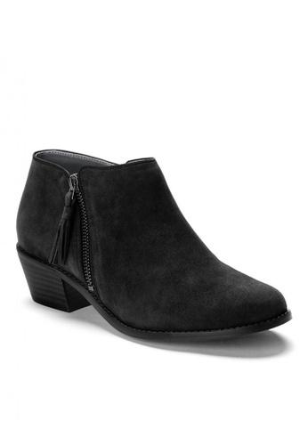 Vionic black Joy Serena Ankle Boots 31C79SH1E1A829GS_1