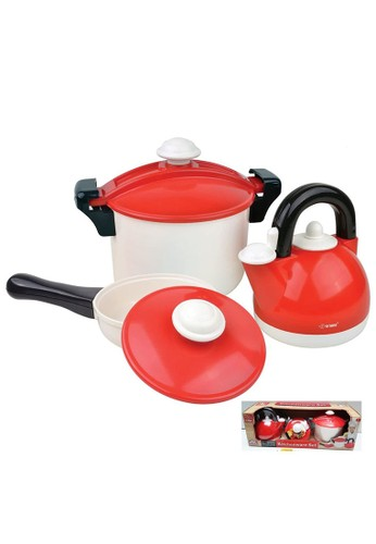 Red Box multi Red Box Toys in Home KitchenWare Set 21204 Alat Masak 94B9ATH7A2E69CGS_1