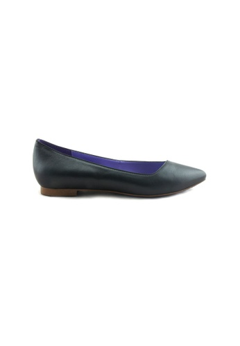 Flatss & Heelss by Rad Russel black Mischa Basic Flats FL655SH39YDGSG_1