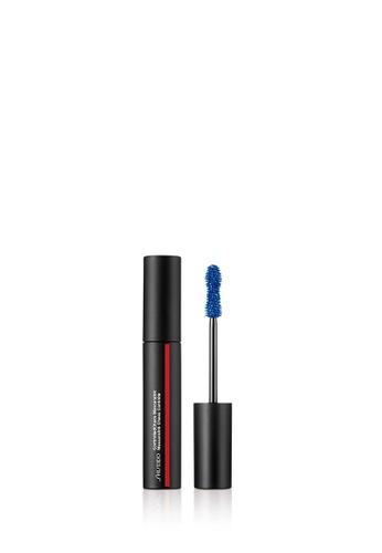 Shiseido blue Makeup Controlled Chaos MascaraInk, 02 Sapphire Spark 81C30BE8EC8035GS_1