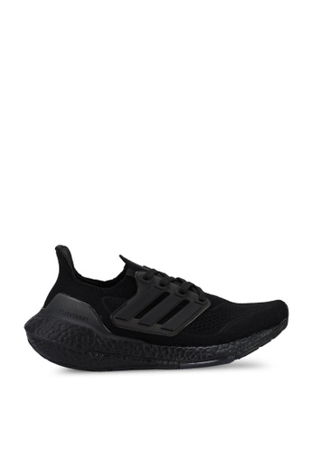 ADIDAS black ultraboost 21 shoes 8A0D7SHDE90785GS_1