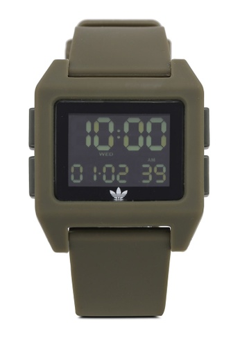 adidas green adidas originals Archive SP1 Watch 993D9ACAE77BF2GS_1